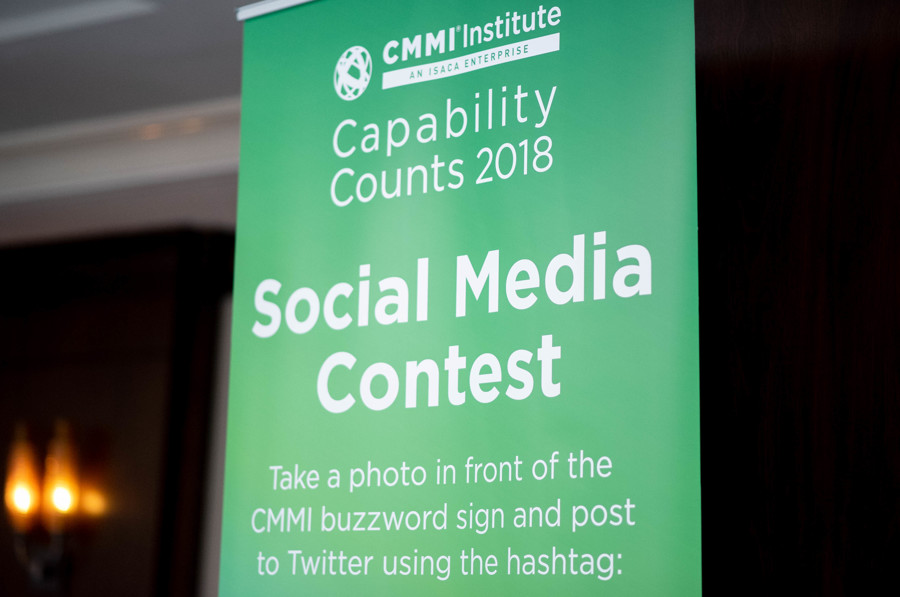 Capability Counts 2018 social media contest sign